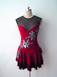MySkatewear - Prima in deep red