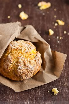 Pumpkin Rolls and parmesan   recipe adapted from The Abel & Cole Cookbook   for 4 rolls    Ingredients:  120g grated pumpkin or pumpkin   190g flour   1 baking powder   30g grated Parmesan cheese + 2 tablespoons for sprinkling   1/2 teaspoon salt   1 tablespoon chopped fresh rosemary   2 eggs   1 tablespoon milk
