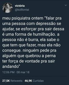 #depressão