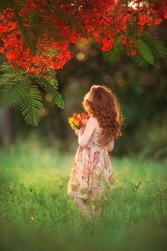 The Little Florist by sandra bianco - Photo 113121827 - 500px