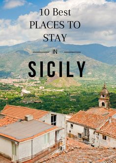 Because it's all about where you rest your head at night, an intrinsic ingredient to make for the perfect vacation. The art of finding that perfect bed pillow with that perfect view, and let's not forget the perfect companion to go with! http://thedolcehunter.com/10-best-places-stay-sicily/ #travel #sicily #italy #boutiquehotels