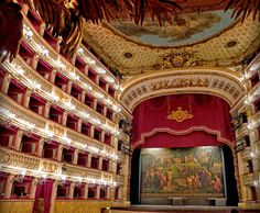 mantua italy theater - Google Search