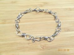 Stainless Steel   http://www.etsy.com/shop/ShineyBoutique