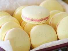 Macarons, Vanilla Cake, Sweets, Cakes, Desserts, Food, Sweet Pastries, Tailgate Desserts, Meal