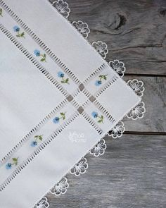 Hardanger Embroidery, Embroidery Art, Embroidery Patterns Free, Needle Lace, Bargello, Crochet Lace, Needlework, Diy And Crafts, Cross Stitch