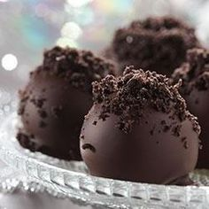 My girls favorite!!!OREO Cookie Balls. I will be making these Wednesday for my oldest daughters 15 birthday!!