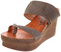 Amazon.com: OTBT Women's Brookfield Wedge Sandal: Shoes