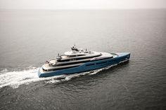 AVIVA Yacht Abeking