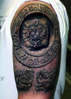 Maori Tattoo upper arm 3D   #Tattoo, #Tattooed, #Tattoos