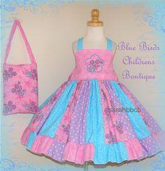 Abby Cadabby Dress   Abby Cadabby Sesame Street Girls Purse and Dress - BBCB Boutique Fairy ...
