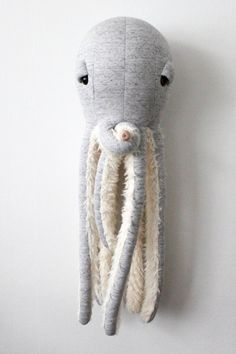 Just hanging out. You know, what an octopus does on a Thursday night.