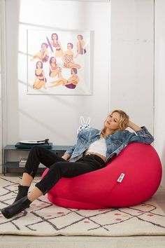 Yogibo Pod Lounge Chair | Urban Outfitters