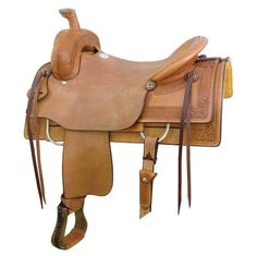 Guthrie ranch cutter by billy cook saddlery