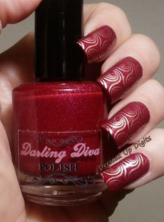Dressed Up Digits: Advanced Nail Stamping Group