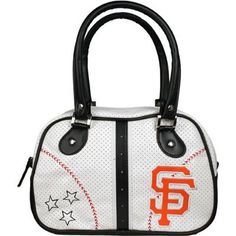 WANT.  San Francisco Giants Bowler Style Purse