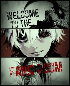 Tokyo Ghoul - Welcome to the Panic Room