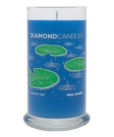Another great find on #zulily! Summer Rain Ring Candle #zulilyfinds