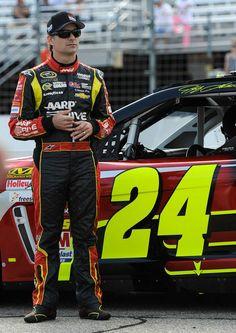Jeff Gordon. Favorite driver!,