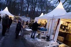Kerstmarkt Kasteel Keukenhof 2012