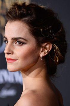Delineado Gráfico - Emma Watson