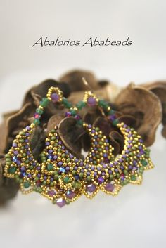 Abalorios Ababeads ~ beautiful bead work