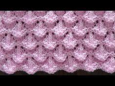 Küçük birleşik sepetler (English subtitles small basket knitting) - YouTube