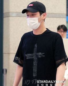 """54 Likes, 1 Comments - 🌹 B.A.P Kim Himchan Fanpage 🌹 (@worldofhimeuchan) on Instagram: """"[NEWS 📷] 170904 Himchan @ Incheon Airport back from Indonesia  #HimchanIsPerfect #SupportBAP…"""""""