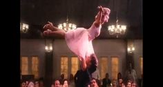 Dirty Dancing lift! :] favorite movie ever!