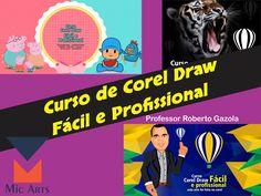 Tutorial Curso Corel Draw Fácil e Profissional