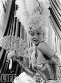 Lucille Ball-she was a great dame! ..........Indeed she was!