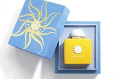 New Perfume Review Amouage Sunshine Woman- The Rainbow after the Storm