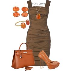 Fall Dinner - Polyvore