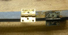 Tutorials regarding hinges.  I think merely looking at the images made me cross-eyed!