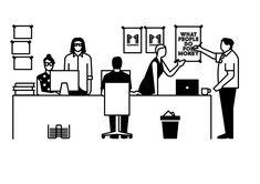 Manifesta 11 : Ruedi Baur rend hommage à l'ISOTYPE, langage visuel international