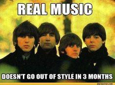 Ahhh...Real Music!