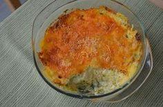 Cheesy Chicken & Brocolli Bake - bariatric recipe