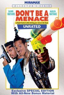 Don't Be a Menace to South Central While Drinking Your Juice in the Hood is a spoof movie, but it involves some of the greatest movies all combined into one: Menace to Society, Boyz in the Hood, Juice, South Central, and Higher Learning...http://www.imdb.com/title/tt0116126/plotsummary?ref_=tt_ov_pl