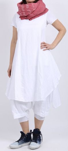 nelly johansson - Kleid DITTE white