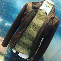 Autumn leather lover #primoemporio #ootd #fw15 #love #instafashion #swag #menswear