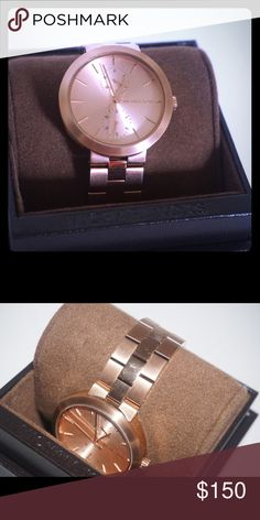 Michael Kors women's watch New! ✨ comes with box and care book! Willing to consider reasonable offers! Michael Kors Accessories Watches