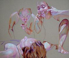 Illustration © by Cristina Troufa