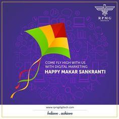 Wishing you all a very happy #makarsankranti  Email ID: info@rpmgdigitech.com Phone: 9136009669 Website: www.rpmgdigitech.com  #rpmgdigitech #digitalmarketing