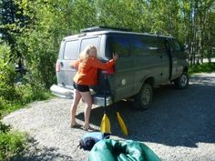 How I Set Up My Van For Off the Grid Living and Working | Van Vagabond