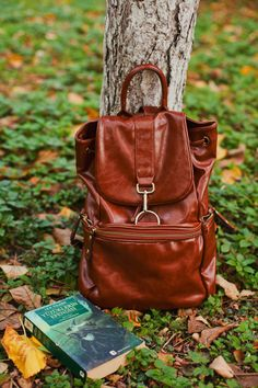 PREPPY STYLE #backpack #book