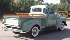 '51 5-window Chevy 3100 I would legit have a heart attack if I got one