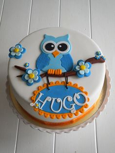 Birthdaycake for Hugo