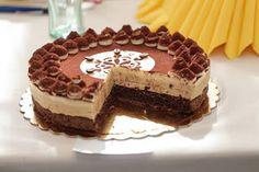 Mariannkonyha: torta Tiramisu, Latte, Ethnic Recipes, Food, Essen, Meals, Tiramisu Cake, Yemek, Eten