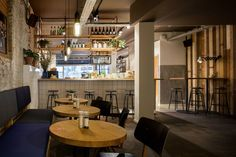 Vlaamsch Broodhuys Baker's Café by Ninetynine