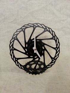 mountain bike rotor clock