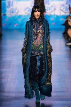 Anna Sui | Ready-to-Wear - Autumn 2017 | Look 2